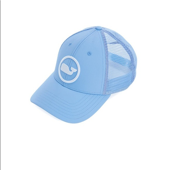 Whale Dot Performance Trucker Hat a17dc521837
